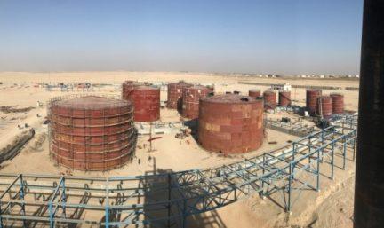 Bitumen Blowing Plant-1