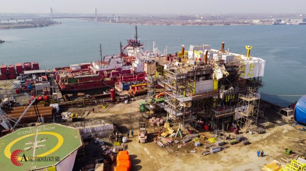 Ankitech- Black Sea Oil Project